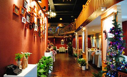 私享家电影主题餐厅图片